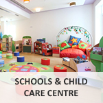Schools & Child Care Centre